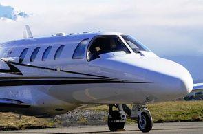 Privatjet Cessna CitationJet CJ1