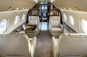 Kabine Embraer Legacy