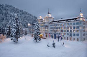 ENGADIN St. Moritz: Kempinski Grand Hotel des Bains