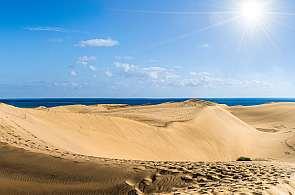 Gran Canaria: Dünen von Maspalomas